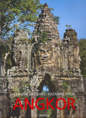 Buchcover Jacques Held Angkor