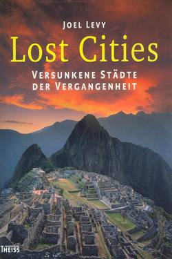 Buchcover Joel Levy Lost Cities