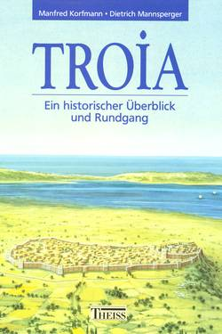 Buchcover Troia Rundgang