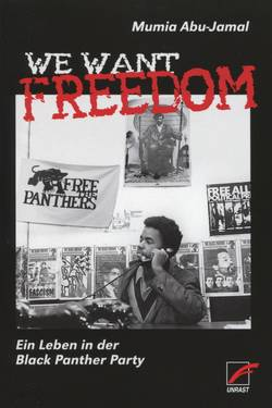 Buchcover We want freedom