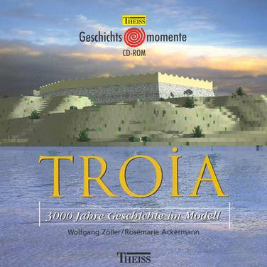 Cover Troia CD-ROM